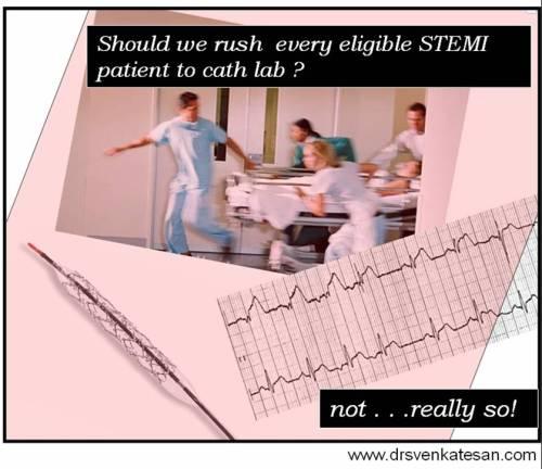 primary PCI PTCA STEMI CORONARY ANGIOGRAMS