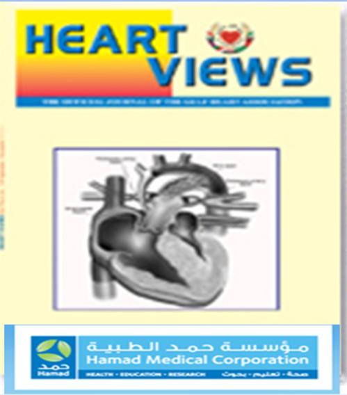 qatar cardiology journal | Dr S Venkatesan MD