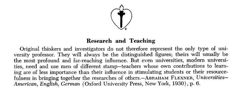 Quotes On Research Amusing A Great Quote On Science And Researchabraham Flexner  Dr.s