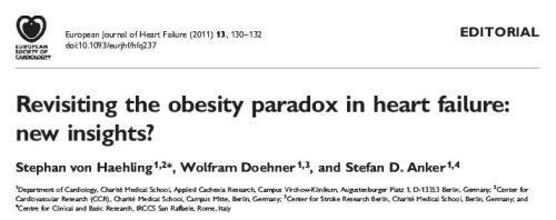 obesity paradox 3