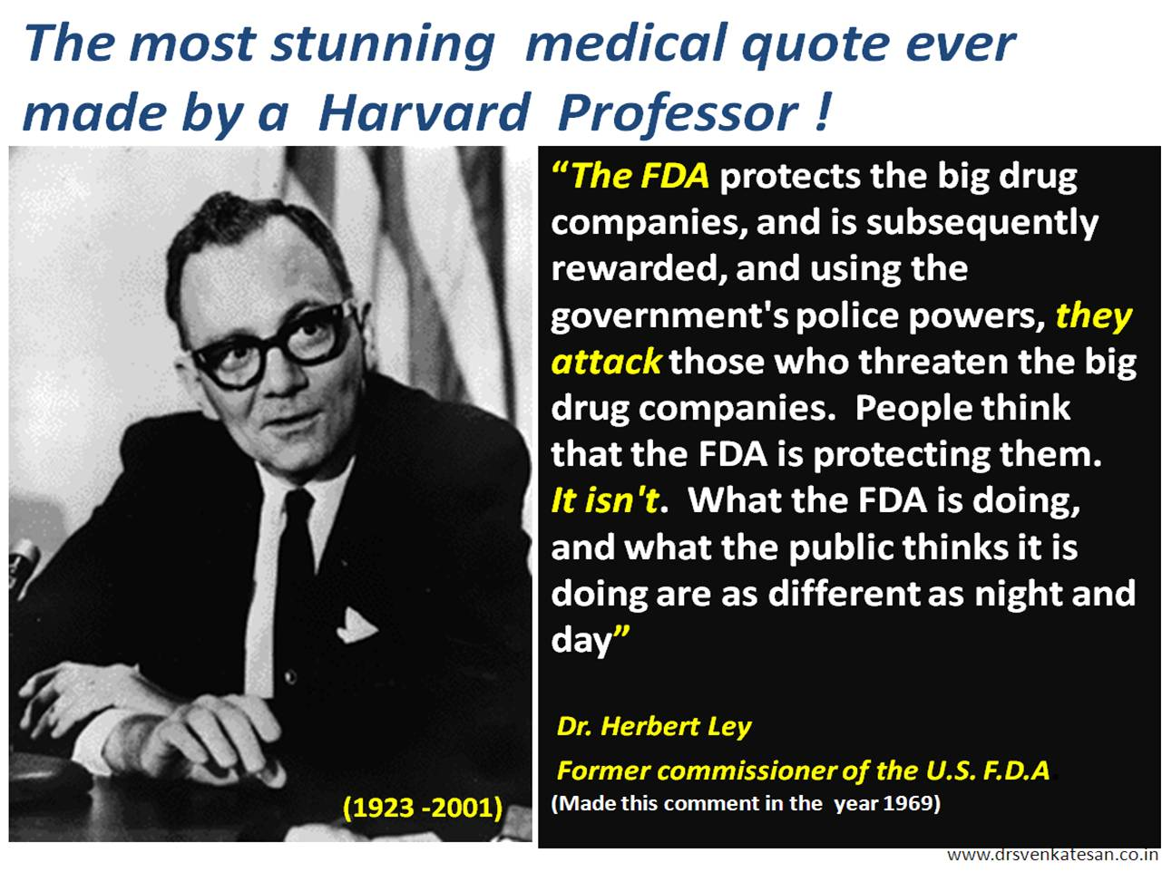 medical quote herbert lay fda modern medicine