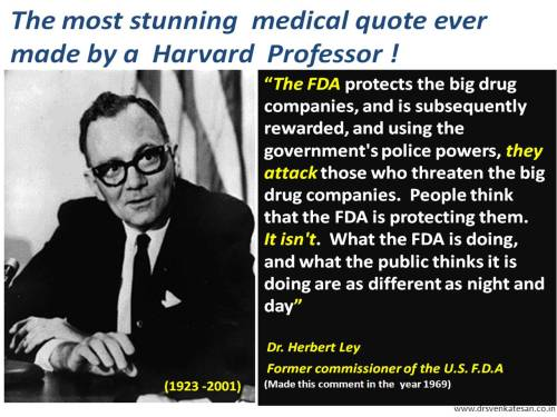 medical quote herbert lay fda modern medicine