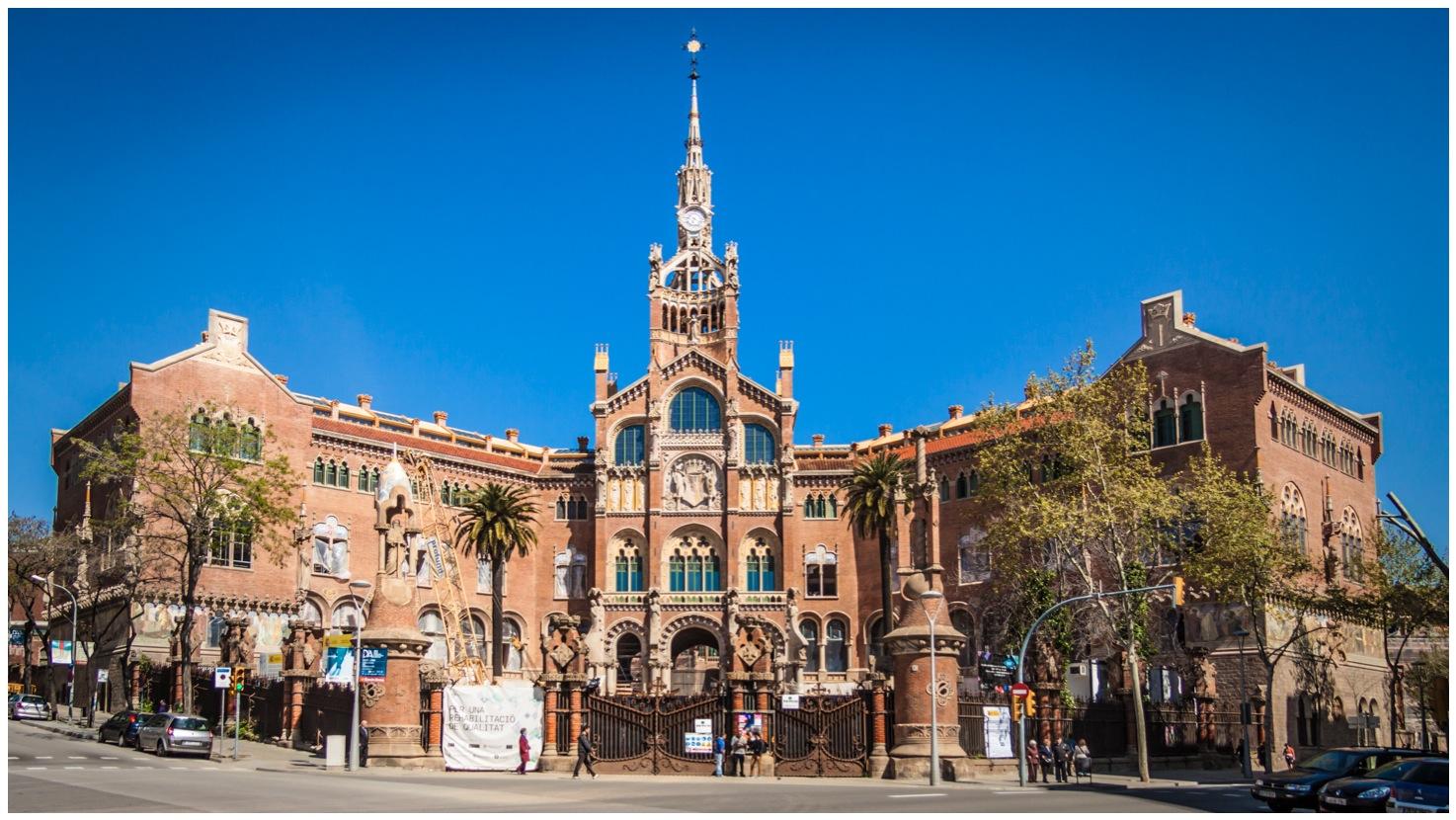 Sant Pau Hospital Unicef Barcelona