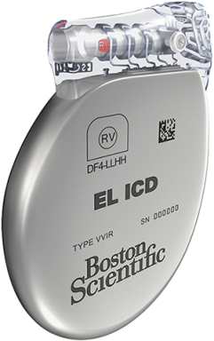 EL-ICD boston scientific longest life icd smallest profiale dynagen inogen madit indication for icd
