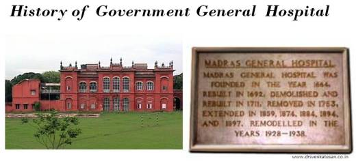 history of madras medical college government general hospital elihu yales